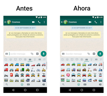Emojis Coches Whatsapp