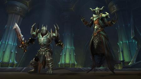 Terres d'ombre de World of Warcraft