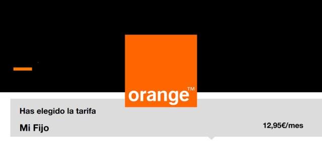 'Mi Fijo' de Orange, en promo durante un año: ahora, con llamadas a móviles y pack especial de celular + pulsador