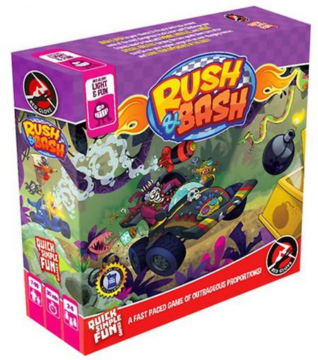 Rush And Bash