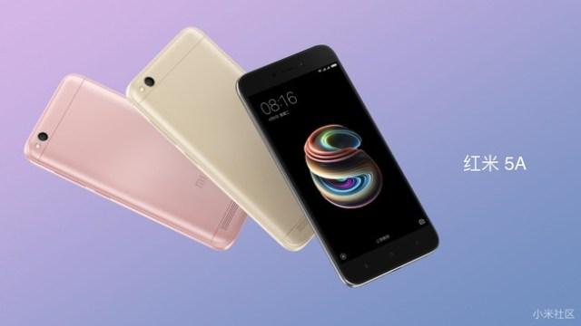 Xiaomi Redmi 5A: un smarthphone básico pero a un precio(valor) muy atractivo