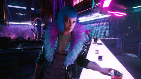Cyberpunk2077 My Name Is Evelyn Rgb