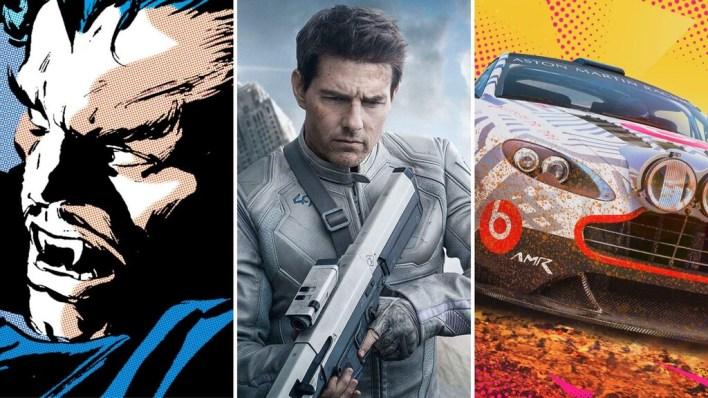 Seis planes imprescindibles para el fin de semana: 'Oblivion', 'Dirt 5', el 'Drácula' de Marvel y mucho más