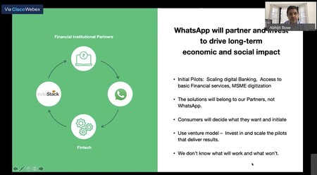 Whatsapp India Abhijit Bose