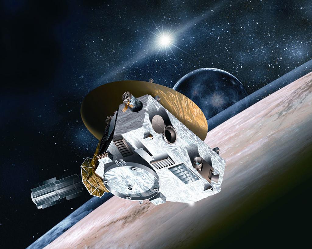 Permalink to New Horizons le ha arrebatado el récord de la foto tomada desde el lugar más alejado de la Tierra a Voyager 1