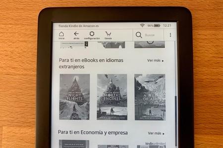 Kindle Tienda