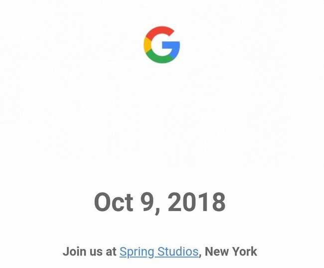 Google Evento Nyc