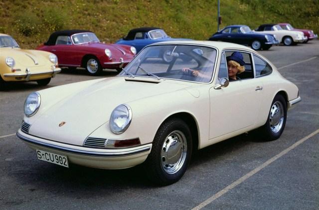 Ya podés tener un localizador en tu Porsche clásico, y te lo ofrece la distintiva marca