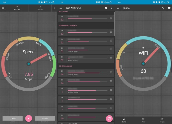 The best apps to analyze and improve your WiFi connection