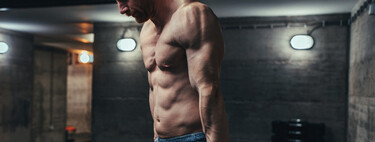 Five exercises with your body weight to improve the flaccidity of your arms