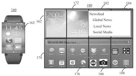 Ibm Patente Smartwatch Tablet
