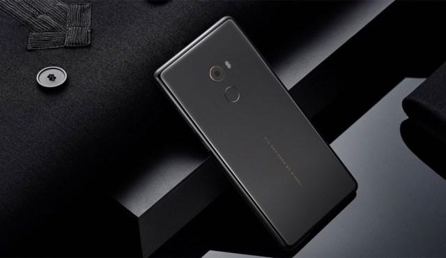 Xiaomi Mi Mix 02 Black