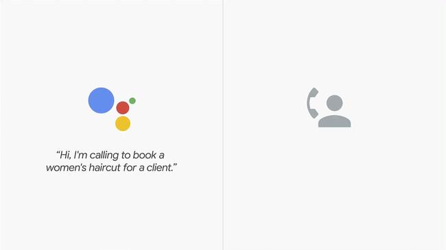Google Assistant Llamada