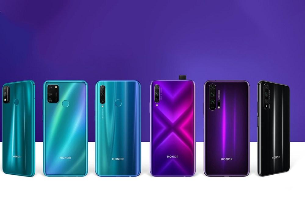Honor lanzará móviles con los servicios de Google en el segundo trimestre del año, según un medio ruso