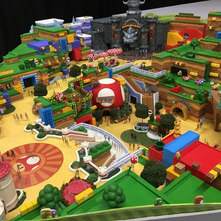 Nintendo Model Close