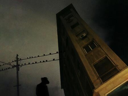 George Koutsouvelis Late Night Thedarknessnoir Iphone8plus Greece