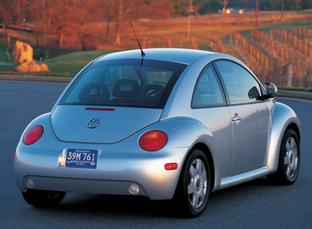 Volkswagen New Beetle Usa Version 1998 1600 04