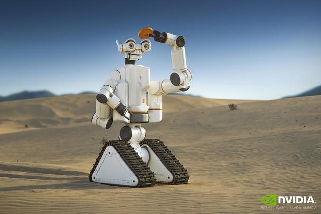 Permalink to Así es como Nvidia quiere ser el cerebro con inteligencia artificial de los robots autónomos del presente