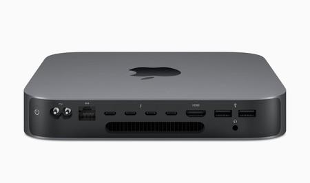 Mac Mini Puertos
