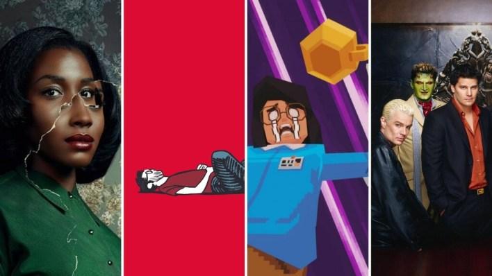 13 estrenos y lanzamientos imprescindibles para el fin de semana: 'Ellos', 'Angel', 'Oddworld', Philip K. Dick y mucho más