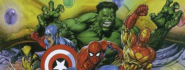 Estos son los juegos de Marvel que me han llevado hasta la sala de cine para ver Vengadores Endgame