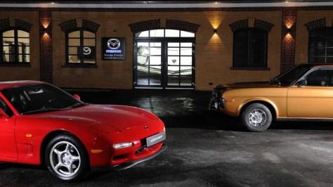 Mazda Classic Car Museum 3