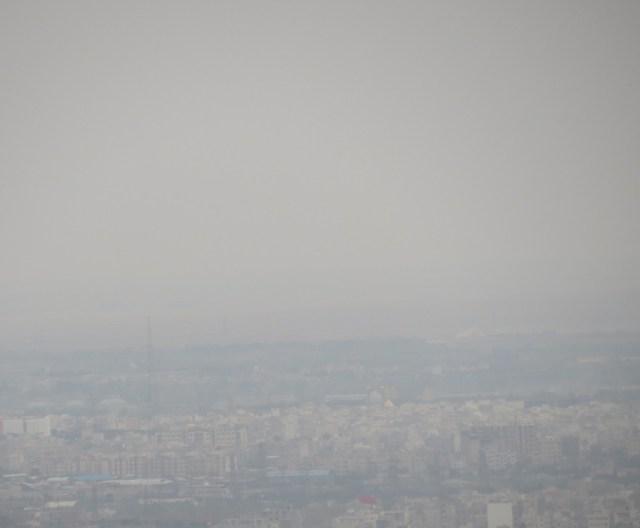 Air Pollution In Tehran