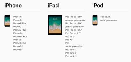iOS 11 ya está disponible en México, así puedes actualizar