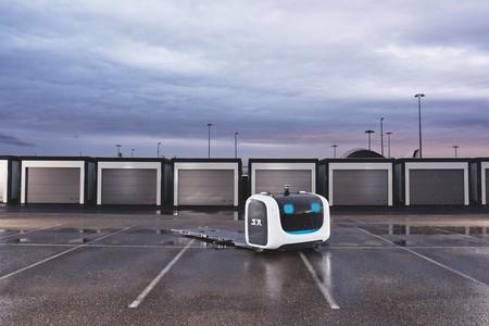 Stanley Robotics Stan Robot Parking Valet 8