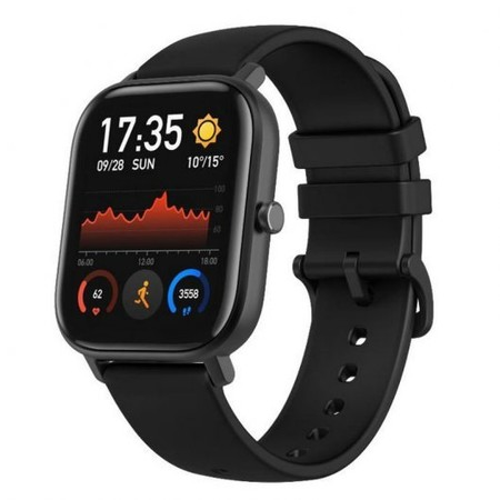 the Amazfit GTS smartwatch for 76 euros on Aliexpress from Spain