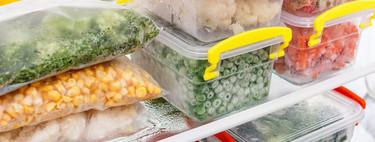 Conoce los alimentos que puedes congelar y preparaciones en las que puedes incluirlos