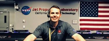 """""""Ser parte del equipo que mande los primeros astronautas a Marte es mi mayor meta"""": Fernando Abilleira, ingeniero español de la NASA"""