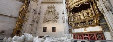 La Catedral de Burgos: un Patrimonio de la Humanidad a vista de dron