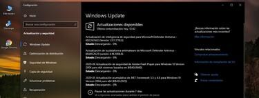 Cómo instalar parches de seguridad y las actualizaciones opcionales en Windows 10