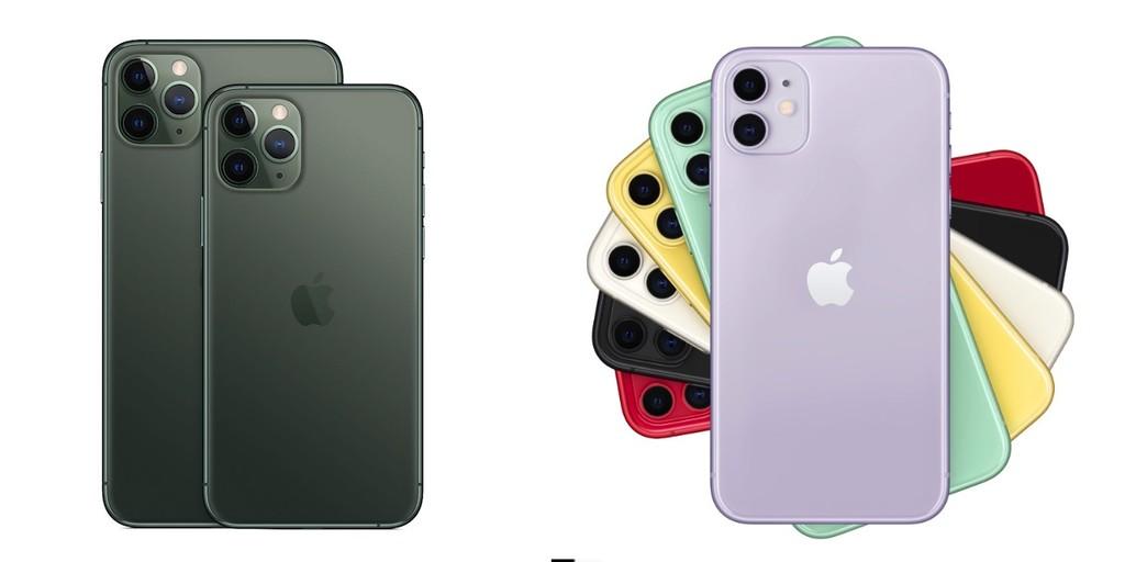 iPhone 11, iPhone 11 Pro y iPhone 11 Pro Max: precio y dónde comprar