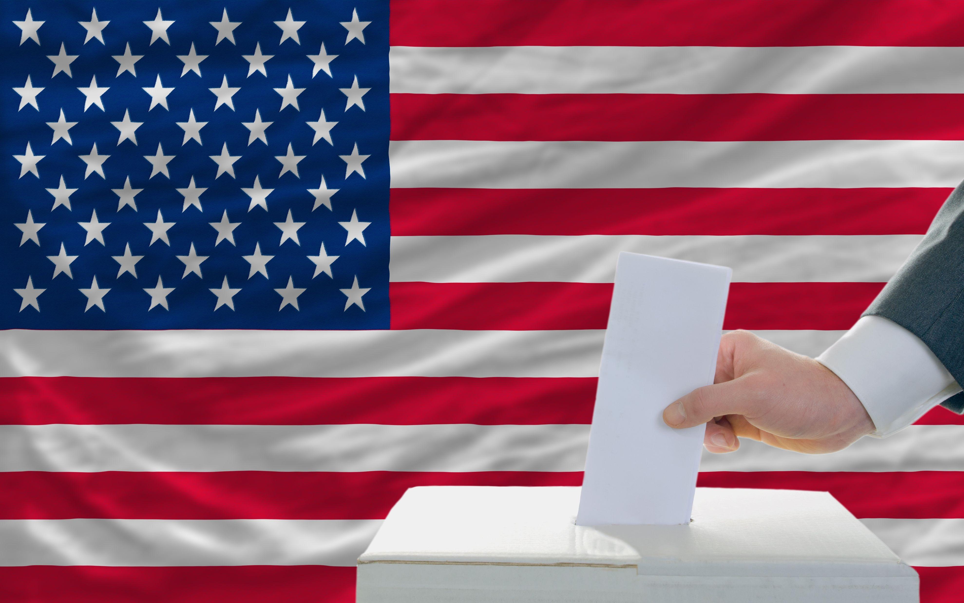 Resultado de imagen para foto incertidumbre elecciones eeuu