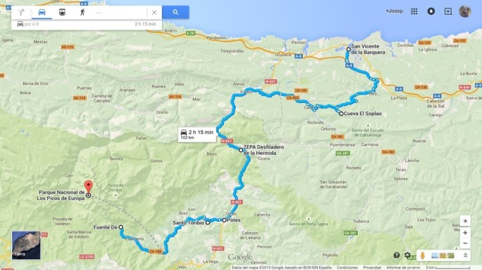 Cantabria Carreteras