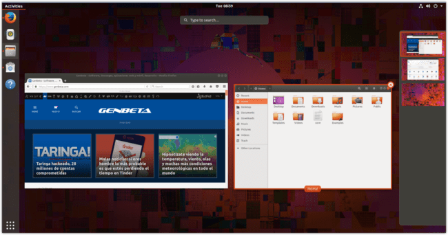 Ubuntu 17 10