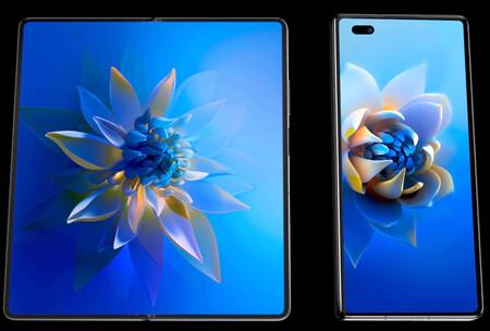 Huawei Mate X2 Formas
