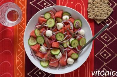 15 recetas saludables con sandía para refrescarte de forma sana este verano