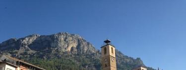 Recorrido natural y gastronómico entre Cazorla y Alicante
