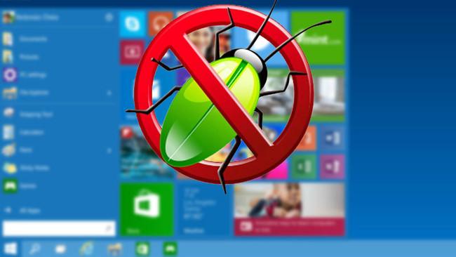 Windows 10(diez) Bug