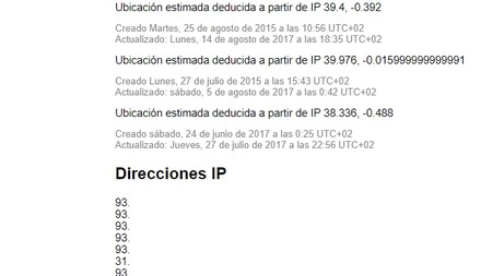 Unicaciones E Ips