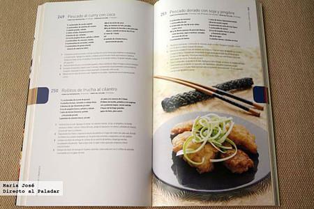 365 recetas para wok Libro de recetas