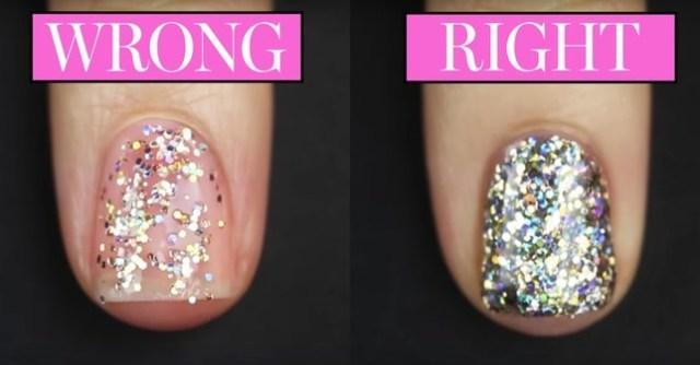 Glitter Nail Wrong Right Social 1024