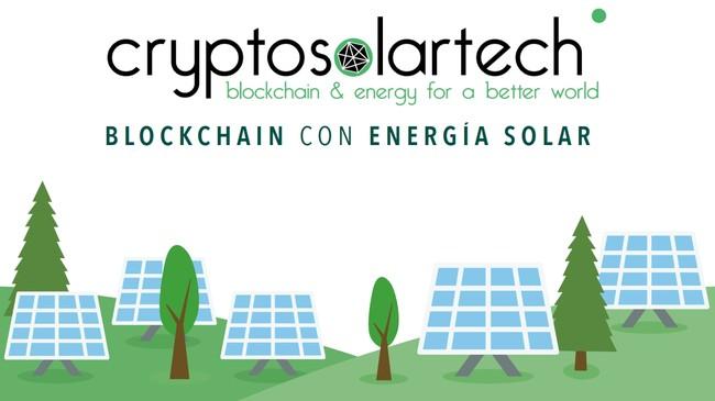 Permalink to Así es CryptoSolarTech, el proyecto ecológico malagueño para que puedas crear o minar tus propias criptomonedas