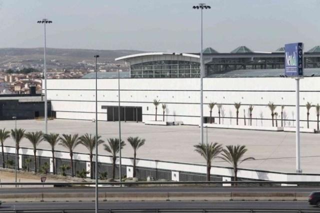 Centro Comercial Nevada 00
