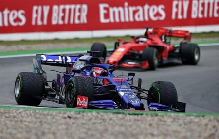 Kvyat Alemania F1 2019