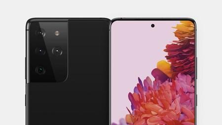 Samsung Galaxy S21 Ultra Renders Imagenes Filtradas