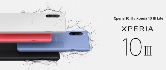 Nuevo Sony℗ Xperia(móvil) 10 III Lite: por una vez, el apellido Lite no implica bastantes recortes y sí que trae algún añadido